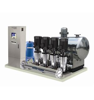 无负压变频供水设备4